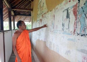 Deterioration-Panamura-Valalgoda Purana Tempita Viharaya-Nuwan Jayasekara-Sri Lanka